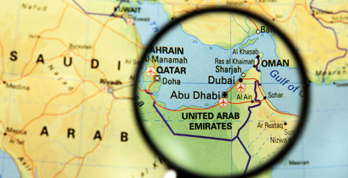 Dubai Emirati Arabi Cartina Geografica.Gen Emirates Il Partner Specializzato Per Vendere Produrre O Esportare Negli Emirati Arabi